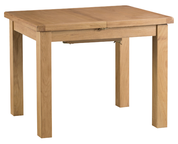 Cornish Oak Dining Tables Oiled oak extending dining tables in a choice of four sizes